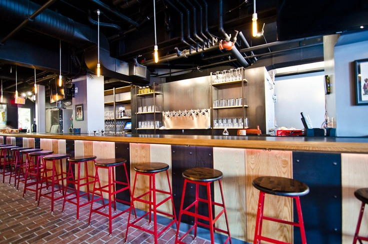 136 Best Bar Designs And Layouts Images On Pinterest