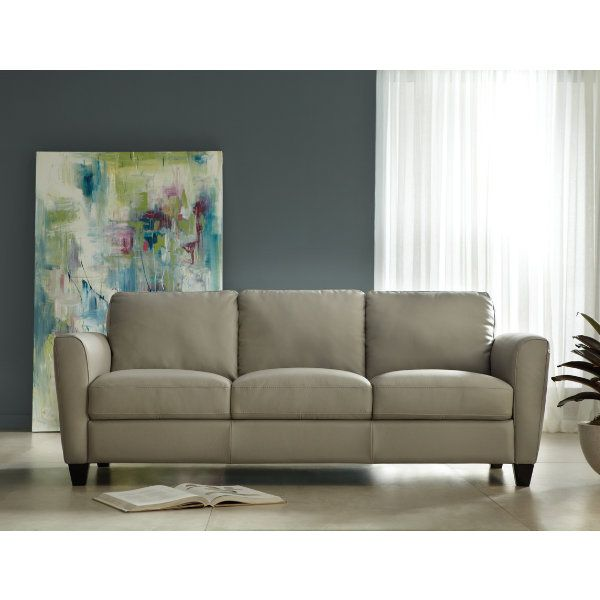 Take On A Sleek Minimalist Attitude With The Ideal Chic Sofa