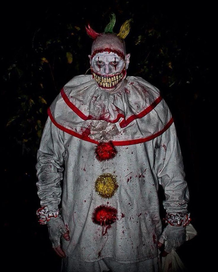 10 Best Twisty The Clown Images On Pinterest