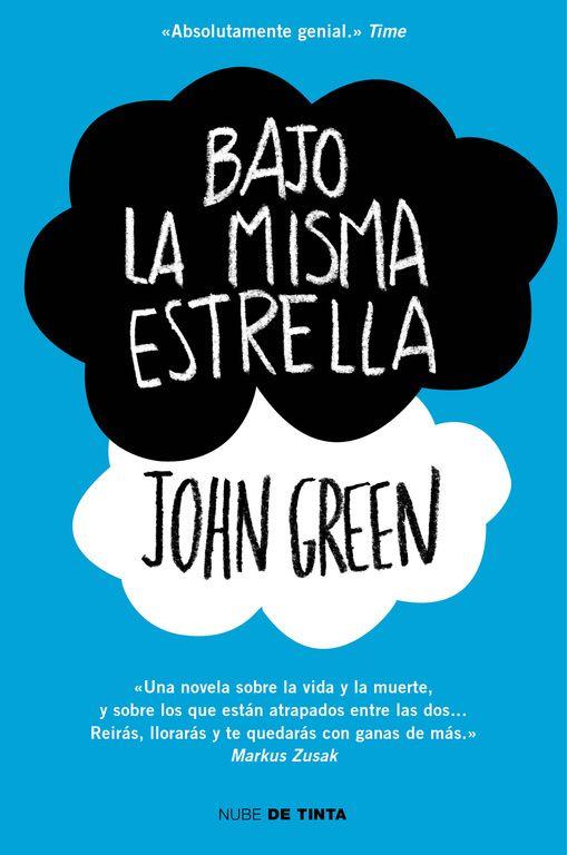 """Ficha de lectura de """"Bajo la misma estrella"""" de John Green, realizada por Nerea Campaña"""
