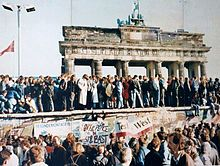 Alemania - Caida del Muro