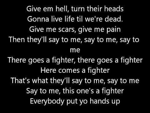 Gym Class Heroes The Fighter Lyrics
