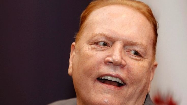 Hustler founder Larry Flynt is running a full-page ad in Sunday's Washington Post offering a $10 million reward for information leading to the impeachment of President Trump.