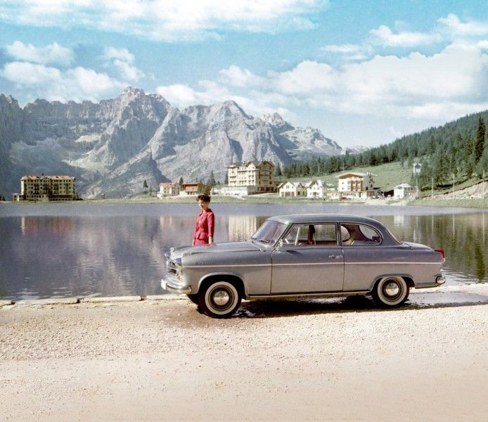 The Connection between Borgward and Stuttgart