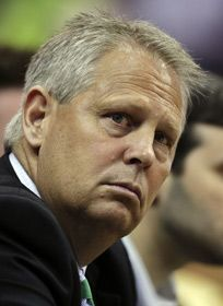 Danny Ainge - cCurrently the President of Basketball Operations for the Boston Celtics of the NBA. He played in the NBA for the Celtics, Sacramento Kings, Portland Trail Blazers, and Phoenix Suns, and also in Major League Baseball for the Toronto Blue Jays.
