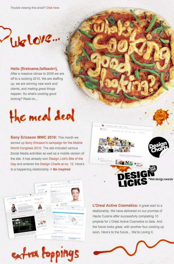 Inspiring Newsletters  We love Webdesign, Wordpress and SEO. Come visit us in Vienna, Austria or at http://www.ostheimer.at