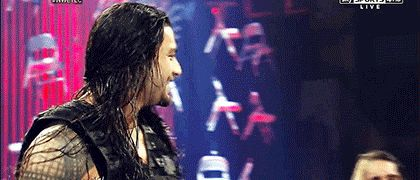 sophisticatedproduction:   This smile is... - For the love of Roman Reigns ♥