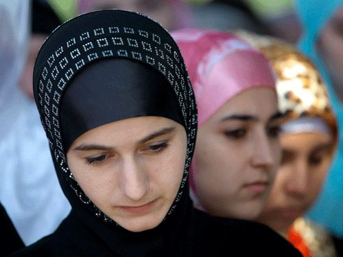 """Hijab Ban In Russia     """"If they think that because something will happen with my daughter I will forget my religion — I say, no, religion is the goal of my life,"""" Ali Salikhov, a Muslim father, told The New York Times on Tuesday, March 19.     """"For 70 years they taught us that there was no God, but that passed, and this will also pass.     """"In 20 years they will have forgotten that hijabs were ever forbidden in Russia."""""""