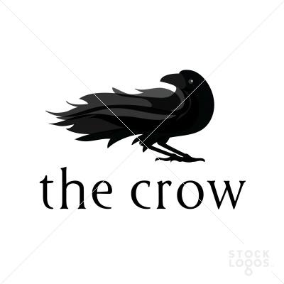 Best 25 crow logo ideas on pinterest crow tattoos crow the crow logo template sciox Choice Image