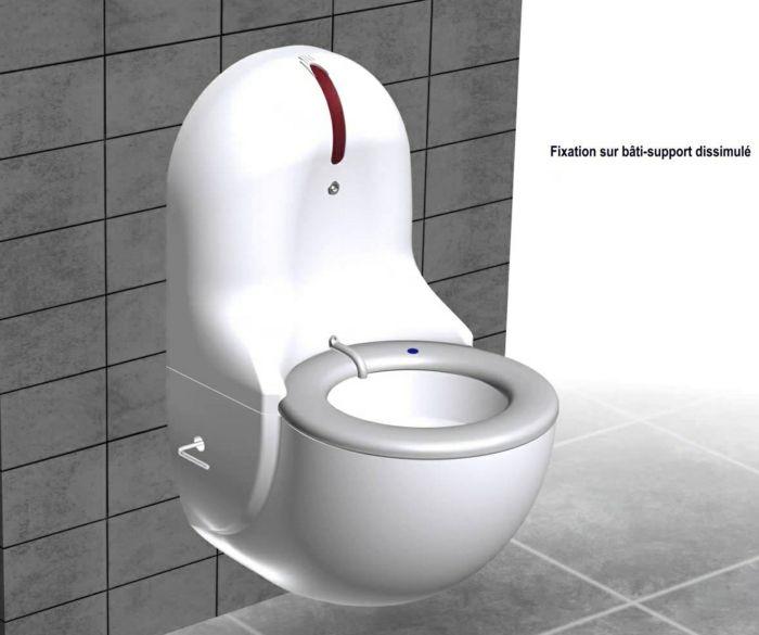best 20 accessoires wc ideas on pinterest d coration toilettes toilette and tag res au. Black Bedroom Furniture Sets. Home Design Ideas