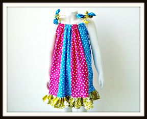 Cute dress patterns