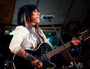 Buffy Sainte-Marie (born February 20, 1941 at Piapot Reserve in Saskatchewan, Canada) is a Cree singer-songwriter, musician, composer, visual artist, pacifist, educator, social activist, and philanthropist.   Throughout her career in all of these areas, her work has focused on issues of ...