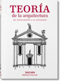 Teoría de la arquitectura (Bibliotheca Universalis)