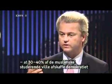 Courageous Dutch politian Geert Wilders speaks out against Muslim immigration into Europe.  Fight Islamisation:  Muslim population rising 10 times faster than rest of society http://www.timesonline.co.uk/tol/news/uk/article5621482.ece  Muslim Europe: the demographic time bomb transforming our continent  http://www.telegraph.co.uk/news/worldnew...