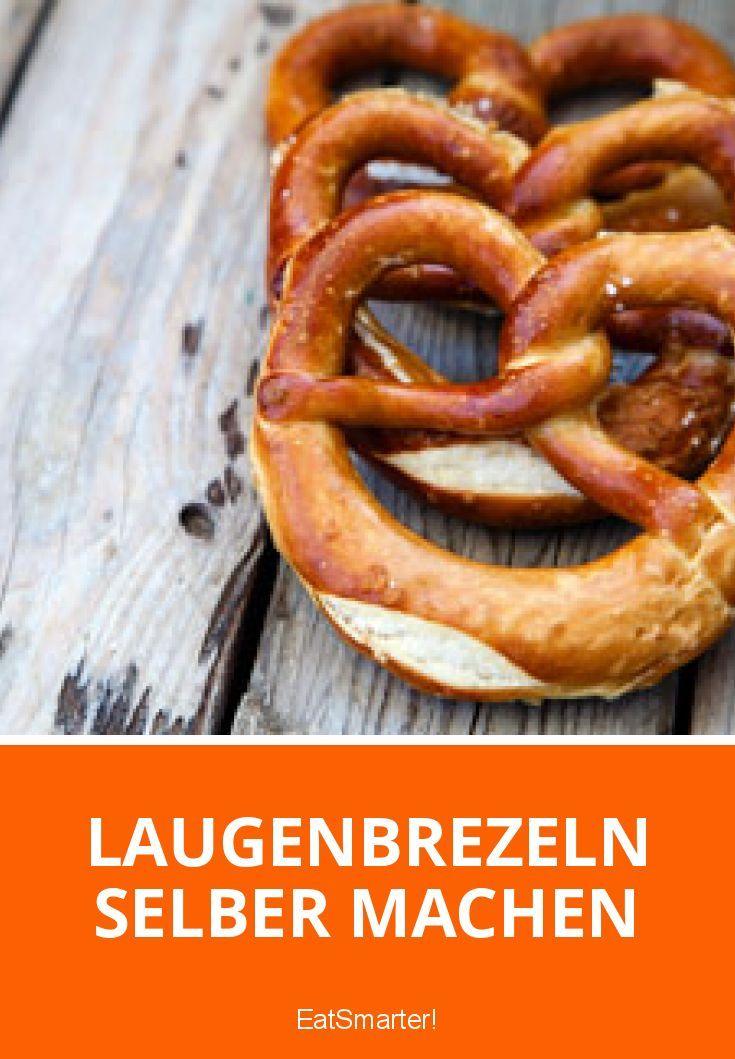 Laugenbrezeln selber machen | eatsmarter.de