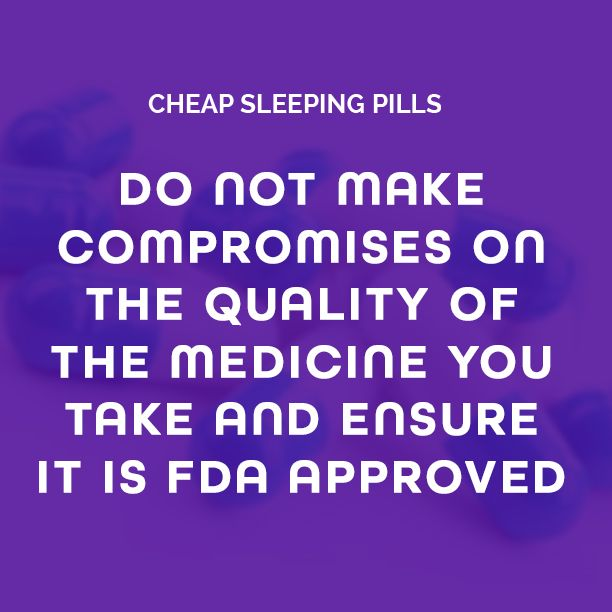 Do Not Make Compromises On The Quality Of The Medicine You Take