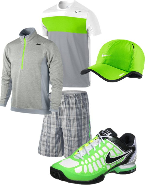 only if the guys at school could dress something like this..