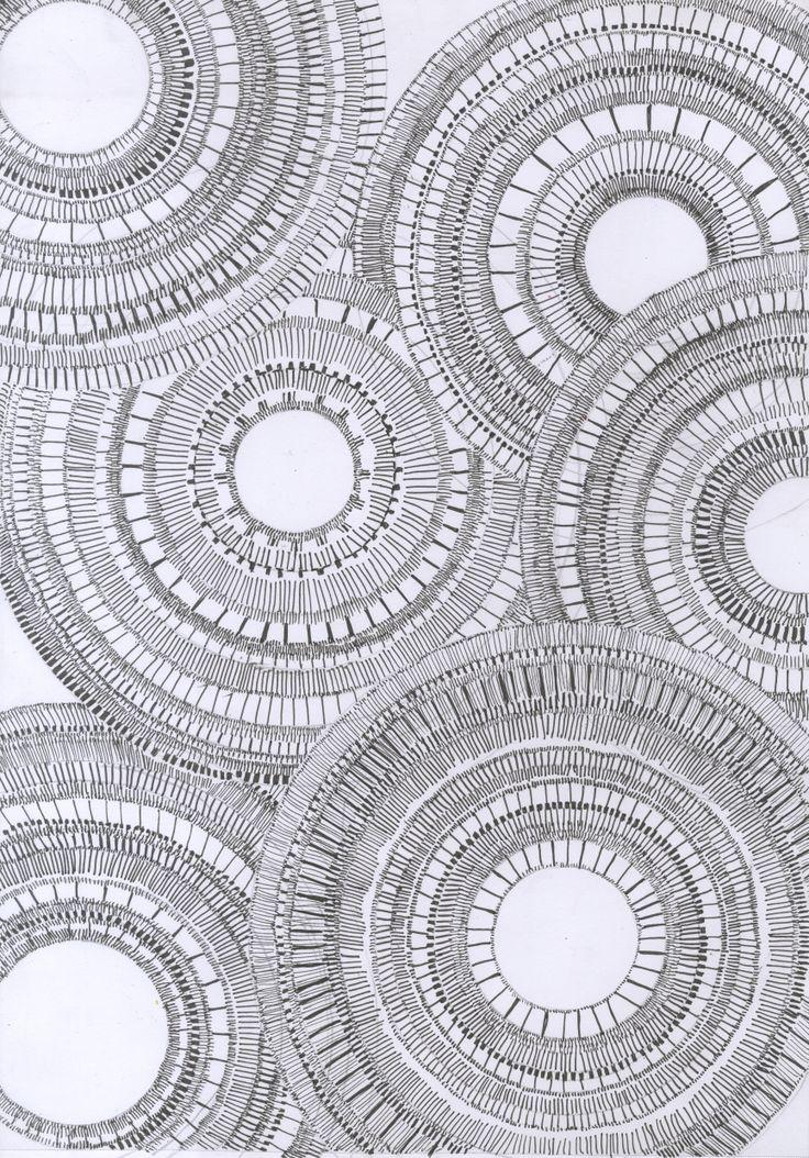 pattern by Martha Williams