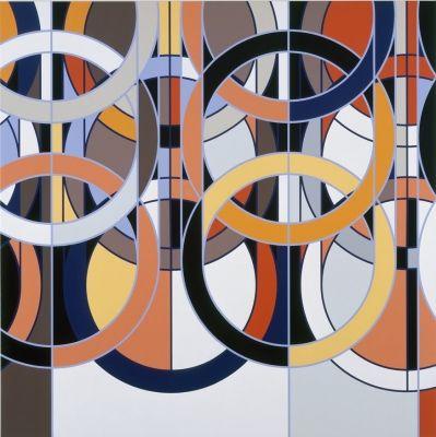 1912 (rings) Sarah Morris