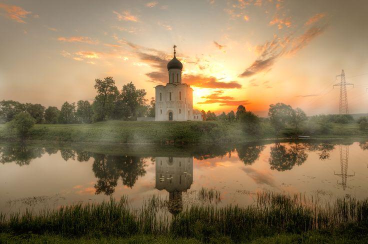 Photograph Боголюбово.. by Ed Gordeev on 500px