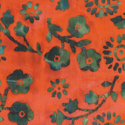 Pretty-Posies-Contrast-Tie-Dye-50s-Cotton-Batik-Fabric-Craft