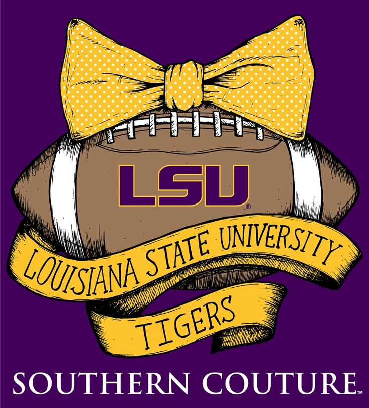 Lsu Christmas Ornaments