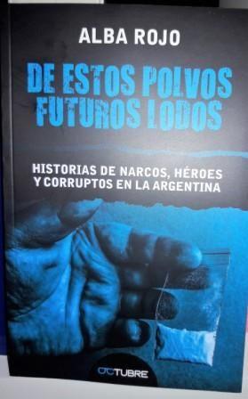 Alba Rojo, Editorial Octubre. Patricia Iacovone Agente.