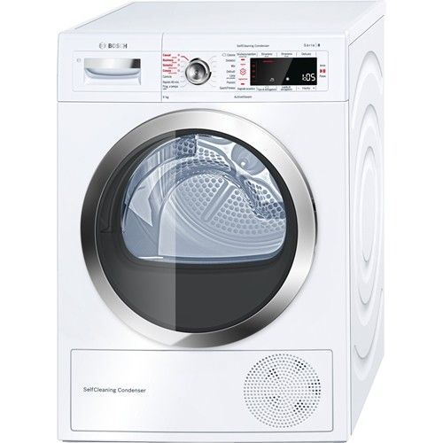 Elettrodomestici Bosch Prodotti - Lavatrici e asciugatrici - Asciugatrici - WTW855R9IT