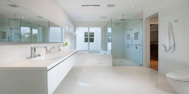 Minimalist Home Design L Shape