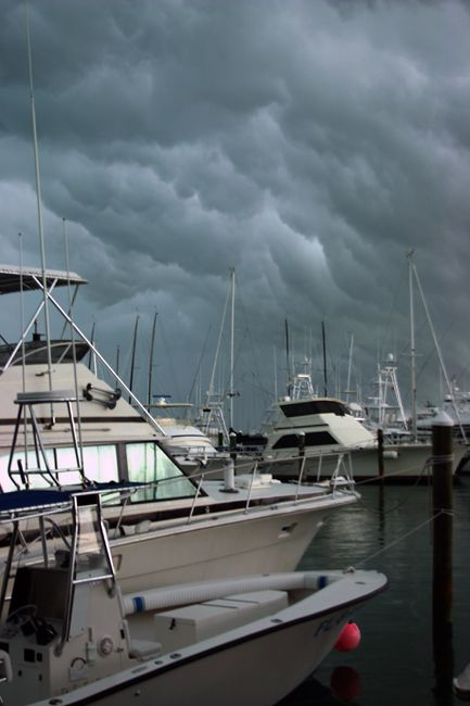 Stormy Weather, Key West, FL