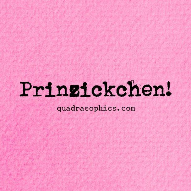 Prinzickchen