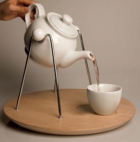 Cool Teapot Frame by Betina Piqueras | Captivatist