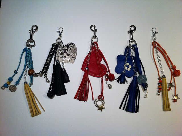 inspiration and realisation: DIY fashion blog: accessorize the accessories (not quite a tutorial)