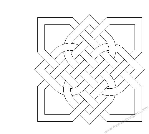 free celtic knot patterns