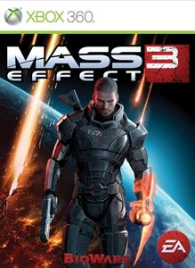 Take earth back in the war to save the galaxy, on Mass Effect 3 (M). #xbox