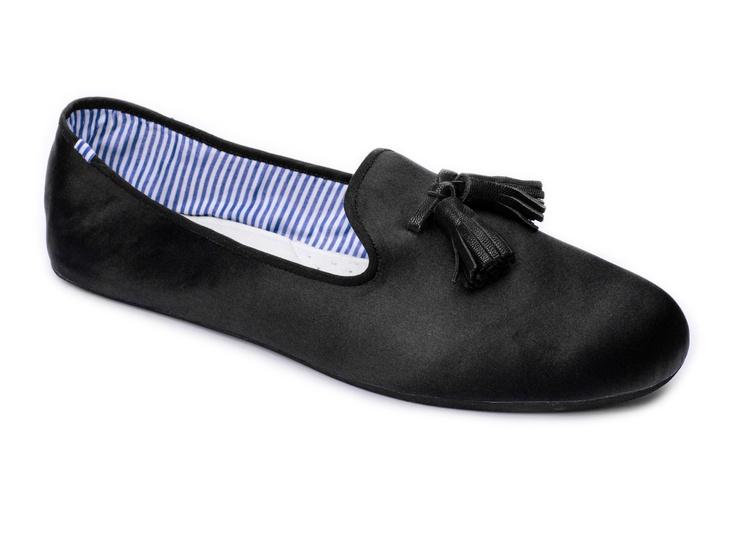 Costantino Black Silk