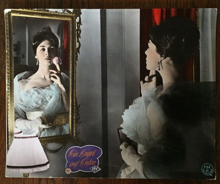 Ein Engel auf Erden-Michèle Mercier- Aushangfoto photo d'exploitation-1 | eBay
