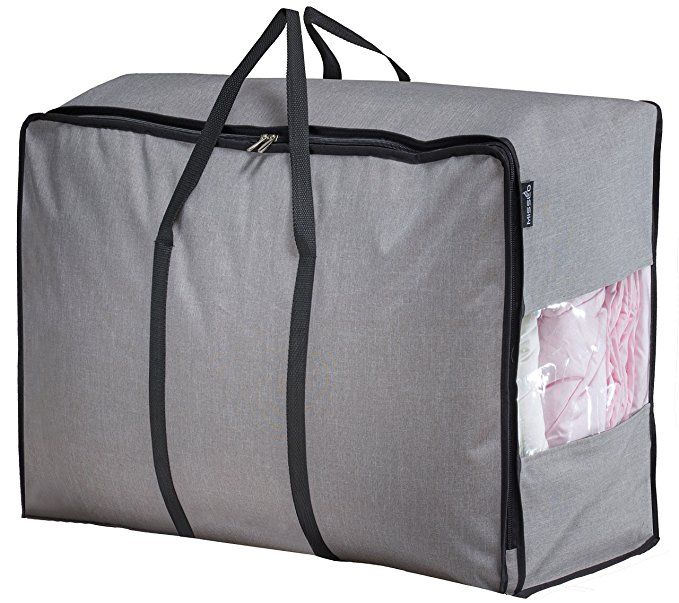 Misslo Water Resistant Thick Over Size Storage Bag Folding