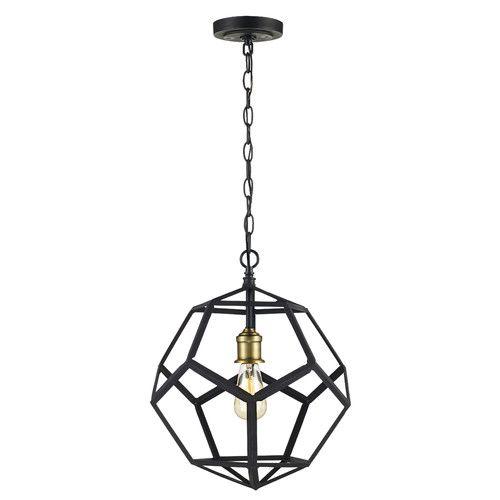 Found it at AllModern - Severn Beach 1-Light Globe Pendant