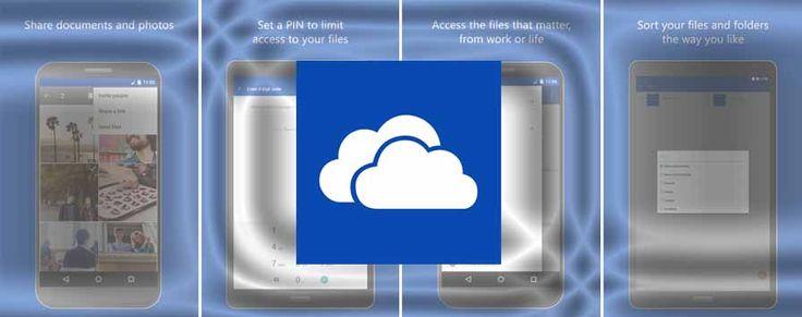 Download Microsoft OneDrive APK 2.9.6 Cloud Storage