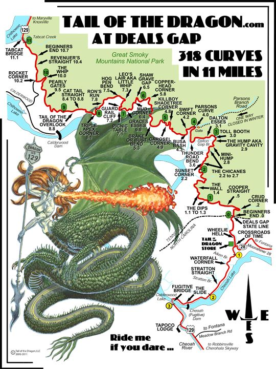tail of the dragon road maps now ive ridden on two wheels and four find this pin and more on tail of the dragon highway 129
