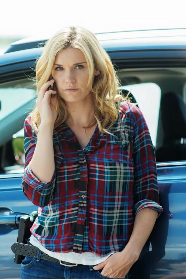 Emily Rose (Audrey Parker) #Haven