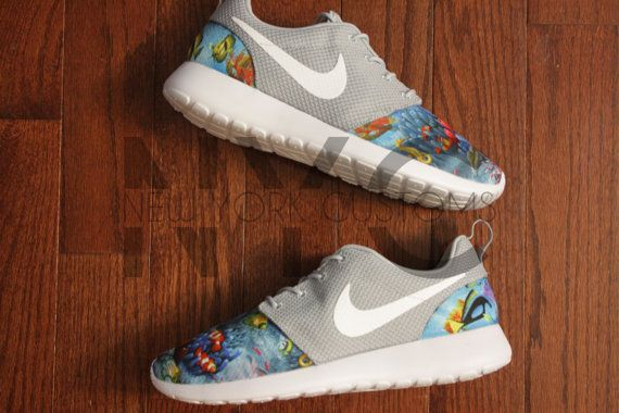 168 best nike sneakers images on pinterest nike tennis for Fish tennis shoes