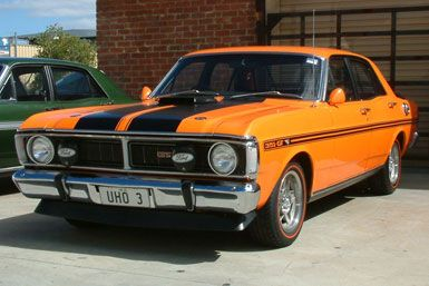 1971 XY Ford Falcon GTHO Phase 3 -  Love it - Join the conversation at: http://carworldnetwork.com/ford-gtho-phase-3/