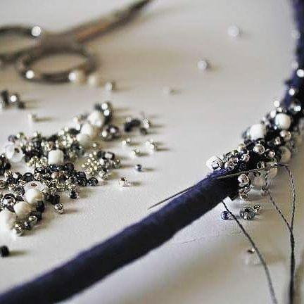 Work, work, work   #stillworking  #lunariejewellery #work #workinprogress #handwork #handmadejewelry #handmade #beads #embroidery #elegance #stylish #shine #glam #glamour #style #etsy #newideas #freshideas #etsystore #designer #uniqedesign #unique #accessories #necklace