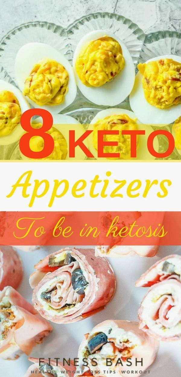 8 keto appetizers which will rock your party. Not …