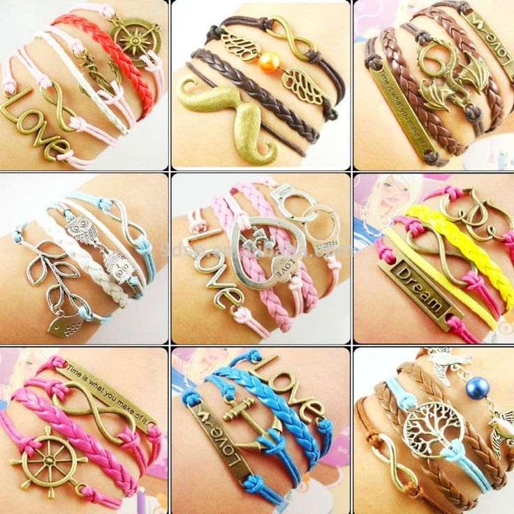 This is nice, check it out!   New Braided Anchors Rudder Metal Leather Bracelet Multi layer Rope Wrap Bracelets Bangles Vintage Jewelry for Women - US $1.09 http://myjewelrywatches.com/products/new-braided-anchors-rudder-metal-leather-bracelet-multi-layer-rope-wrap-bracelets-bangles-vintage-jewelry-for-women/