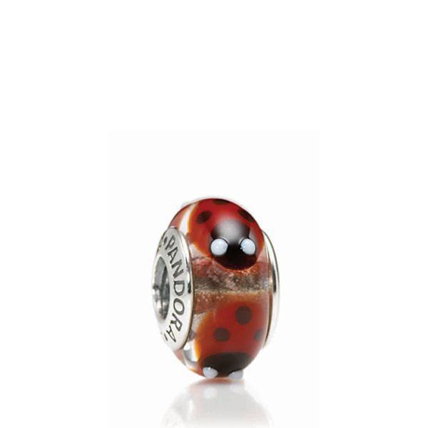 Pandora Red Ladybugs Charm $35 #Pandora #Charm