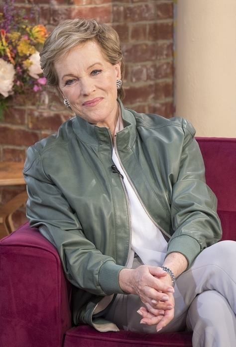 Julie Andrews- I want to BE her when I am older. Classiest lady alive