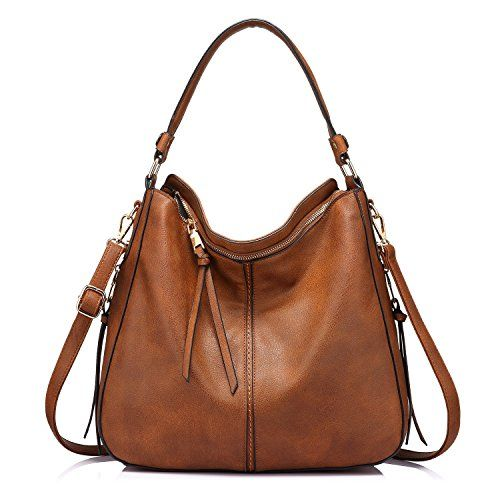 Top Best Leather Handbags for Women in 2019   Madame Shop   Hobo ... acbb80871f